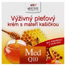 Bione Cosmetics Honey Q10 výživný krém s mateří kašičkou 51ml
