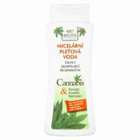 Bione Cosmetics micelární voda Cannabis 255ml