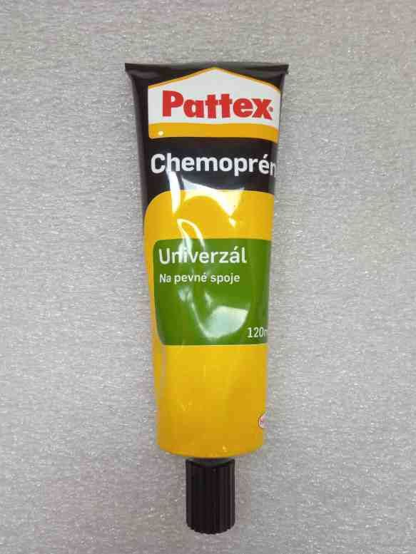 Chemoprén Univerzál zelený 120ml
