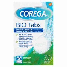 Corega Tabs Antibakteriální 30tbl.