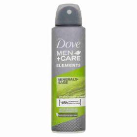 Dove deo spray Mineral&Sage 150ml (M)