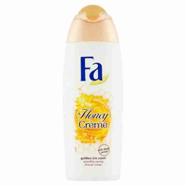 Fa sprchový gel Honey Creme250ml