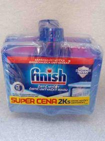 Finish čistič myčky regular DUOPACK 2x 250ml
