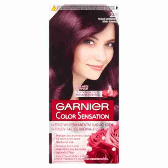 Garnier col sen 3.16 tmavě fialová