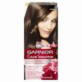 Garnier col sen 4.0 středně hnědá