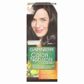 Garnier Color naturals 4 středně hnědá