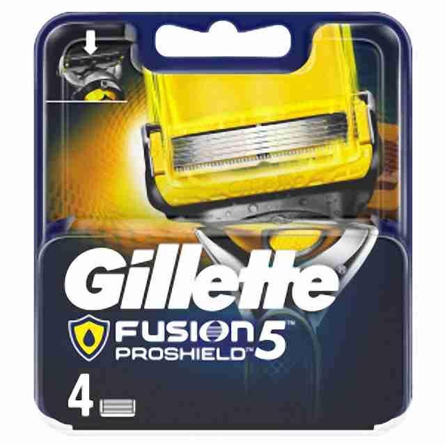 Gillette ProShield flexball 4hlavice