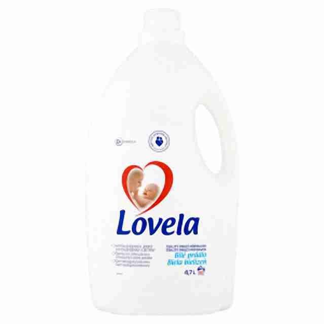 Lovela gel na praní Bílá 50PD