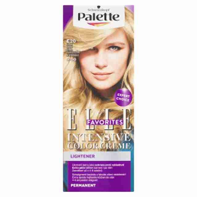 Schwarzkopf Palette Inten. Color Creme 0-00 (E20) Super blond