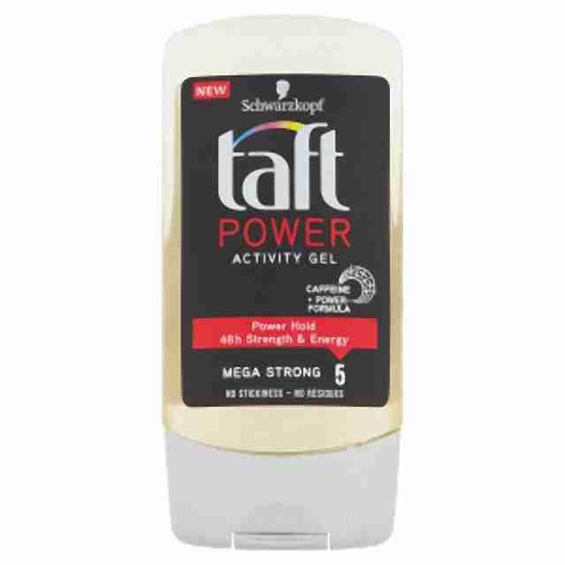 Taft gel na vlasy power sport mega silně tužící 150ml