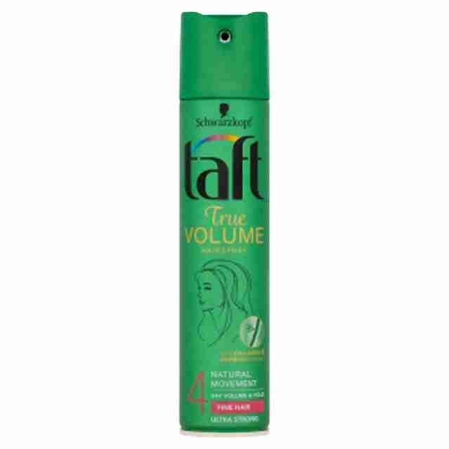 Taft lak na vlasy pro maximální objem 250ml