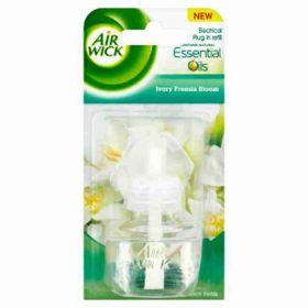 Airwick náplň do elektrického osvěžovače Bílé květy frezie 19ml