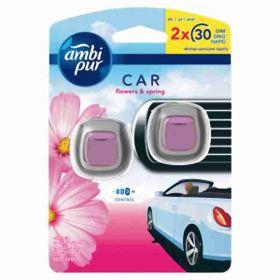 Ambi Pur Car Jaguar Flow Spring 2x 2ml