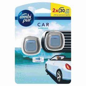 Ambi Pur Car Jaguar Ocean Mist 2x 2ml