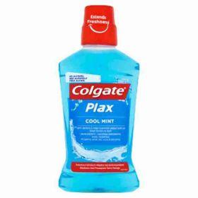 Colgate Plax ústní voda Cool Mint bez alkoholu 500ml