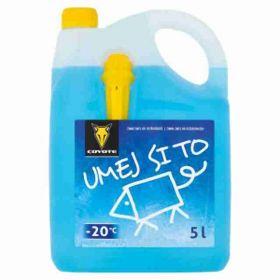 COYOTE Glykosol zimní kapalina do odstřikovačů  -20°C 5l