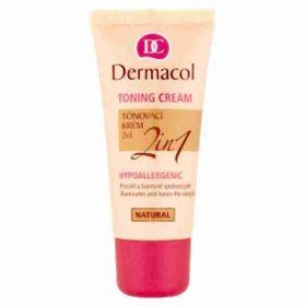 Dermacol tonovací krém 2v1 natural 30ml