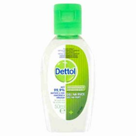 Dettol gel na ruce antibakteriální 50ml