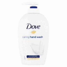 Dove tekuté mýdlo krémové 250ml pumpa