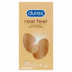 Durex Real feel kondomy 10ks