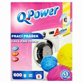 Q Power na jemné praní a vlnu 6PD
