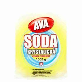 Soda krystalická (Hlubná) 1000g