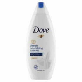 Dove sprchový gel Deeply Nourishing 250ml (W)