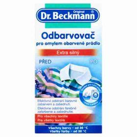 Dr. Beckmann odbarvovač pro omylem obarvené prádlo 75g