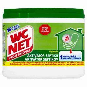 WC net aktivátor septiku 288g (16x 18g)