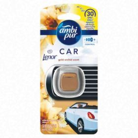 Ambi Pur Car Lenor Gold Orchid osvěžovač vzduchu do auta 2ml