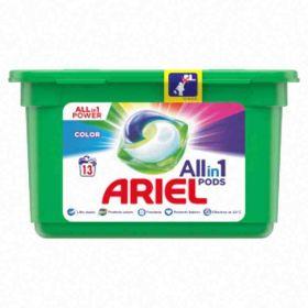 Ariel kapsle na praní Color13ks