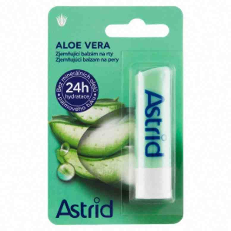 Astrid balzám na rty Aloe vera 4,8g