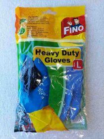 Fino Heavy Duty Glowes pracovní rukavice velikost L