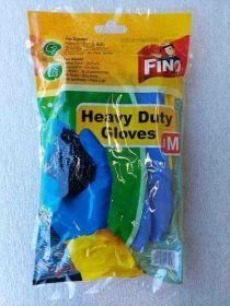 Fino Heavy Duty Glowes pracovní rukavice velikost M