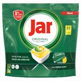 Jar kapsle do myčky Lemon 22ks