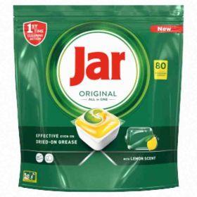 Jar kapsle do myčky Original All in One Lemon80ks