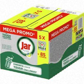 Jar kapsle do myčky Platinum All in One Lemon85ks (5x 17ks)