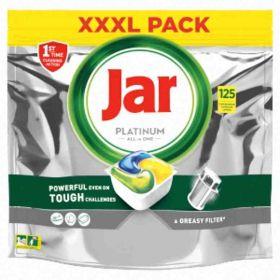 Jar kapsle do myčky Platinum Lemon125ks