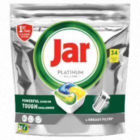 Jar kapsle do myčky Platinum Lemon 34ks