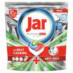 Jar kapsle do myčky Platinum Plus Green Quick56ks
