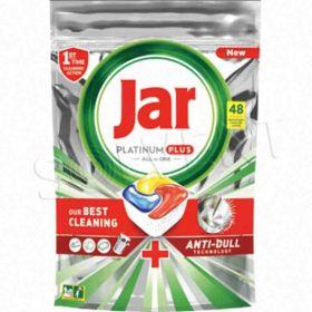 Jar kapsle do myčky Platinum Plus s vůní citronu 48ks