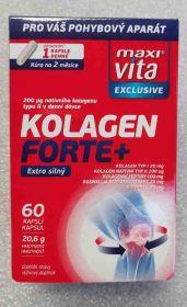 MaxiVita Exclusive Kolagen forte+ 60tbl.