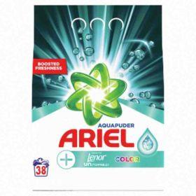 Ariel prášek na praní AquaPuder Touch Of Lenor Color 38PD