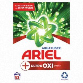 Ariel prášek na praní OXI Extra Hygiene 53PD