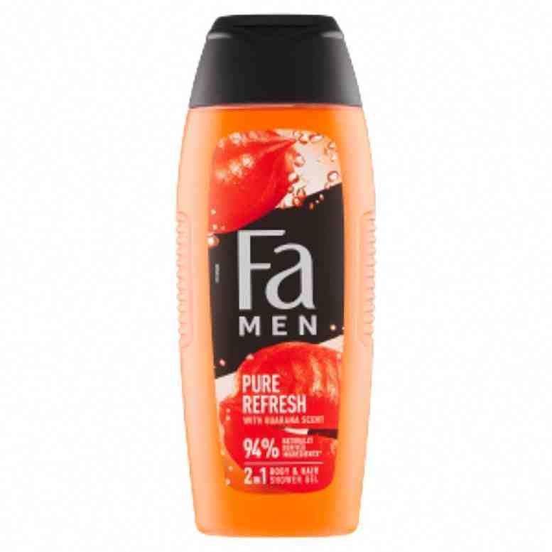 Fa sprchový gel MEN Pure Guarana 400ml