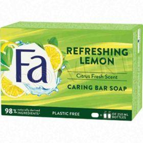 Fa tuhé mýdlo 90g Refreshing Lemon