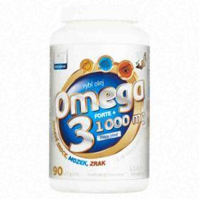 MaxiVita Exclusive Omega 3 forte+ 90ks