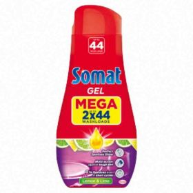 Somat gel do myčky All in one Lemon 2x 44MD