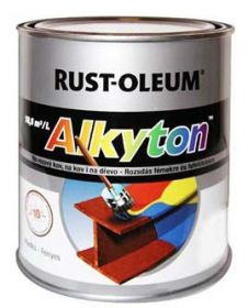 Alkyton RAL 5010 - enziánová modrá 0,25L