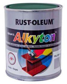 Alkyton RAL 6001 - smaragdově zelená 0,75L